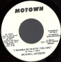 "I Wanna Be Where You Are Promo 7"" Single (USA)"