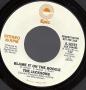 "Blame It On The Boogie Promo 7"" Single (USA)"