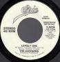 "Lovely One Promo 7"" Single *Long Version/Short Version* (USA)"