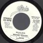 "Billie Jean Promo 7"" Single (USA)"