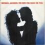 """The Way You Make Me Feel Promo 7"""" Single (USA)"""