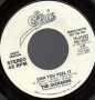 "Can You Feel It *Long Version/Short Version* Promo 7"" Single (USA)"