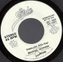 "Thriller Promo 7"" Single *With Rap* (USA)"
