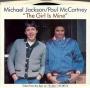 "The Girl Is Mine (With Paul McCartney) Promo 7"" Single (USA)"