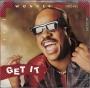 "Get It (Stevie Wonder/Michael Jackson) Promo 7"" Single (USA)"