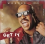 "Get It (Stevie Wonder/Michael Jackson) Promo 7"" Single (USA)"