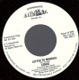"""Letter To Michael (Leslie) Promotional 7"""" Single (USA)"""
