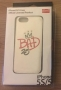 BAD25 Anniversary Official Bravado Graffiti Bar Case White Apple iPhone 5/5S (Japan)