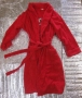 Bad Tour Gothenburg June 11th & 12th, 1988 Crew Red Bathrobe (Sweden)