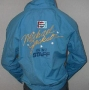 BAD Tour '87 Promo Blue Nylon 'Staff' Windbreaker (Japan)
