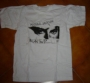 Bad Tour '87 Official White 'Eyes' T-shirt  (Japan)