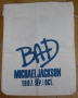 Bad Tour '87 Promo Cotton Bag (Japan)