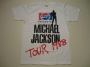 Bad Tour '88 Pepsi Promo White T-shirt (Japan)