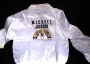 Bad Tour '88 White Satin Jacket (Japan)