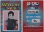 HIStory Tour 3D Special Seating Pass #24 For Show #20 (UK)
