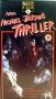 Making Michael Jackson's Thriller VHS (UK)