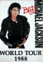 Michael Jackson Bad Tour 1988 Unofficial Tour Book (UK)