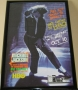 Michael Jackson Live in Bucharest/HBO Promo Poster (USA)