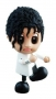 Michael Jackson Official Mini Cosbaby Figurine *Black Or White* (Japan)