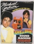Michael Jackson Sing A Long Sound Machine By LJN (USA)