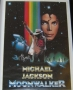 Moonwalker Commercial Poster (UK)