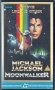 Moonwalker VHS Video Cassette *PAL* (UK)