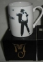 The King Of Pop Official *Black Or White* Mug (Japan)