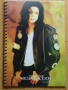 The King Of Pop Official Spiral Notebook (Japan)