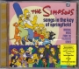 The Simpsons *Songs In The Key Of Springfield* Commercial CD Album (USA)