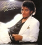 Thriller Commercial LP Album (UK)