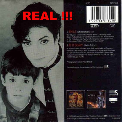 Smile Real 2 Track CD