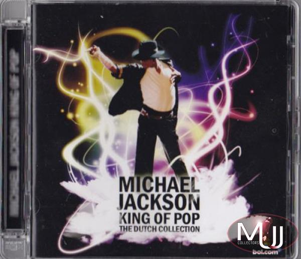 King Of Pop Dutch bol.com CD