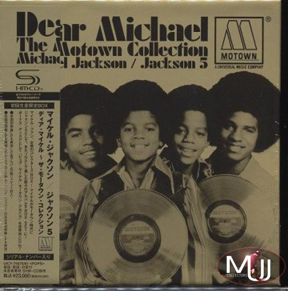 Dear Michael Japanese Box Set