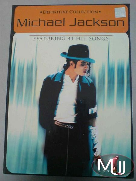 Michael Jackson Definitive Collection India