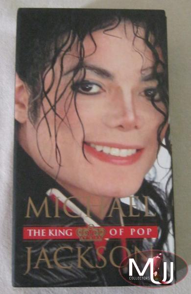 Michael Jackson 10 CD/DVD Set Italy