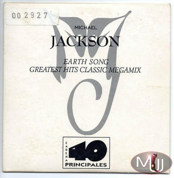 Earth Song 40 Principals Promo CD