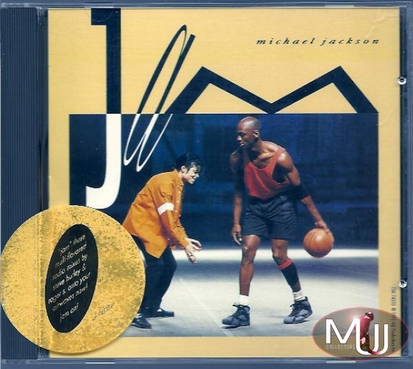 Jam USA Promo CD Yellow Cover