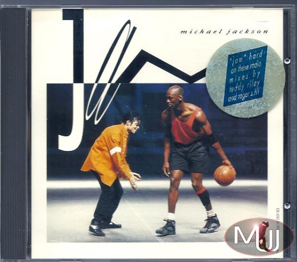 Jam USA Promo CD White Cover