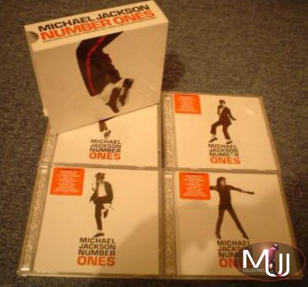 Number Ones UK Box Set