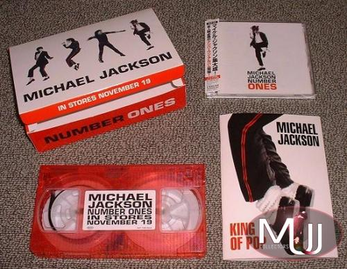 Number Ones Japan Promo Box Set