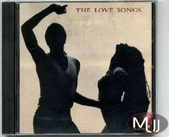 The Love Songs Promo CD