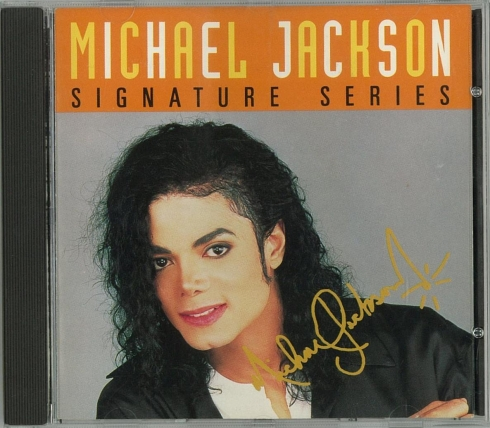 Rarest Michael Jackson Promotional CDs