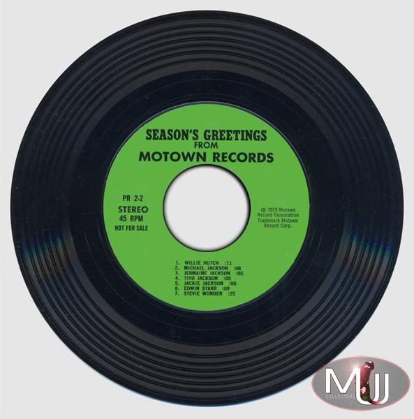 Motown Seasons Greetings