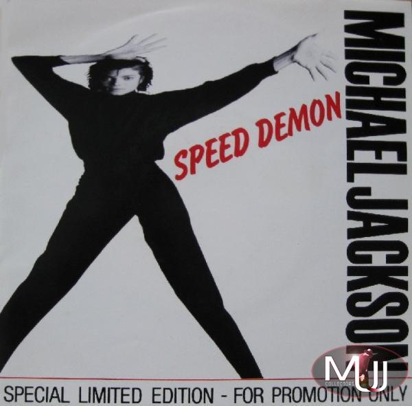 "Speed Demon Dutch 7"" Promo"