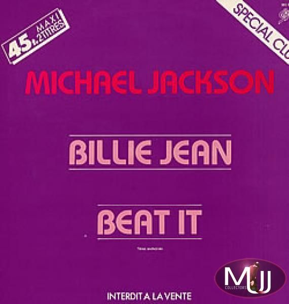 Billie Jean Beat It France