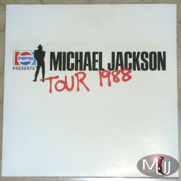 BAD Tour Italy LP With Kit