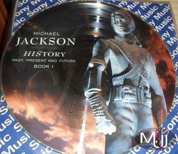 HIStory Promo Pic Disk