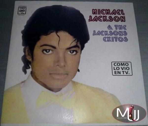 MJ And Jacksons Exitos