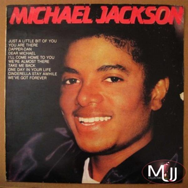 Michael Jackson Yellow Vinyl
