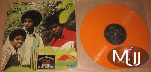 Maybe Tomorrow French Orange LP
